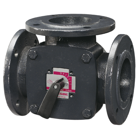 ESBE 3F40-44 11100400 Трехходовой смесительный клапан