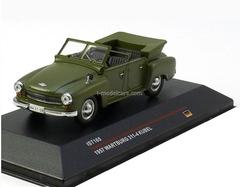 Wartburg 311-4 Kubel green 1957 IST165 IST Models 1:43