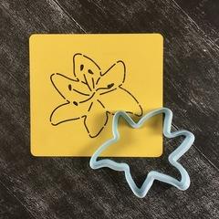 Цветок Лилия №3