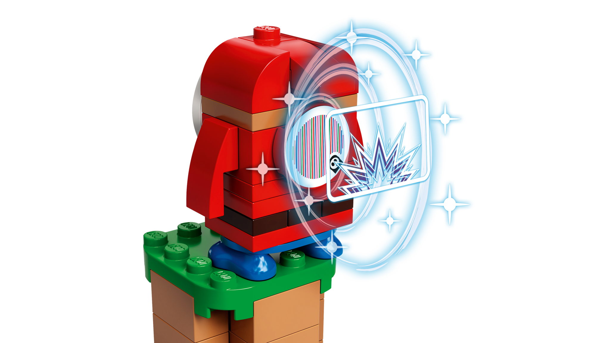 Конструктор LEGO Super Mario 71366 Дополнительный набор Огневой налёт Билла-банзай