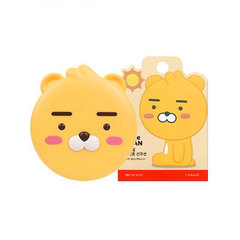 Кушон CHARACTER WORLD Kakao Friends Natural Skin Tone Sun Cushion SPF50+ PA+++ 15g