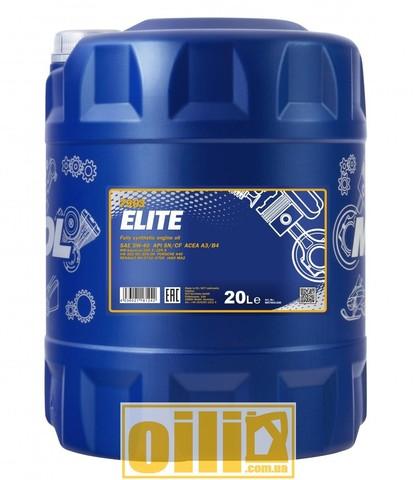 Mannol 7903 ELITE 5W-40 20л