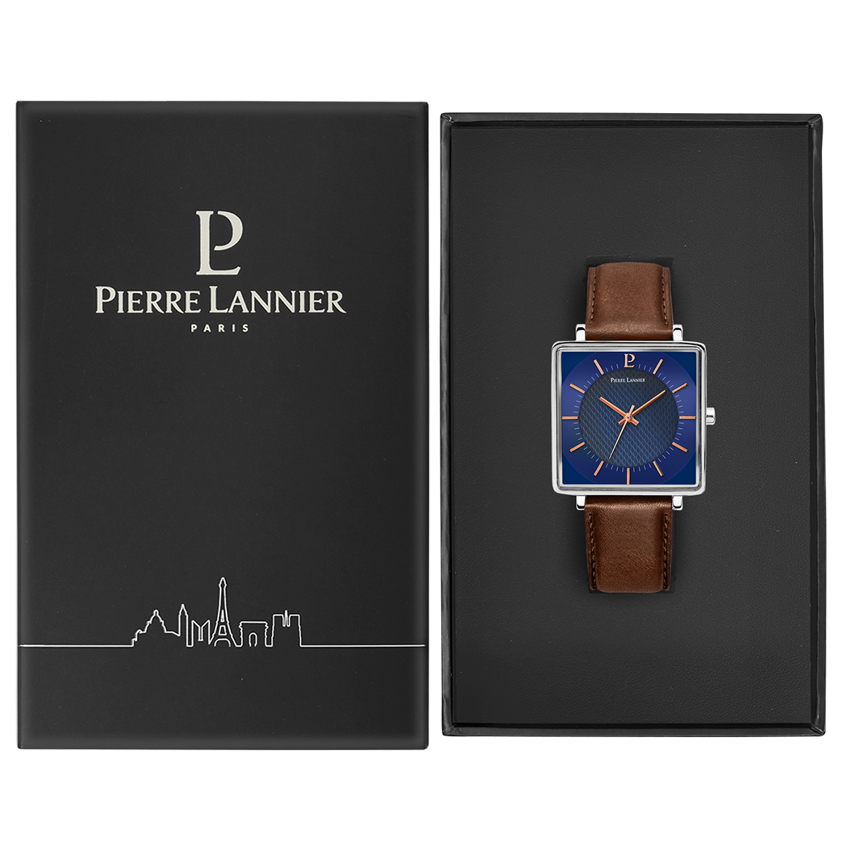 Мужские часы PIERRE LANNIER Lecare 210F164