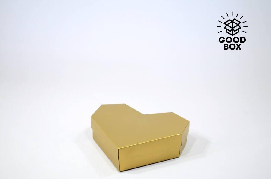 Коробка в форме сердца купить недорого