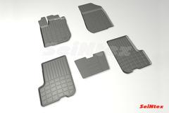 Резиновые коврики для Sandero-II, Comfort