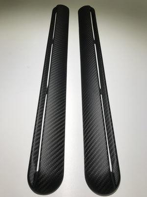 Воздуховоды вертикальные задние  для Mercedes G-class