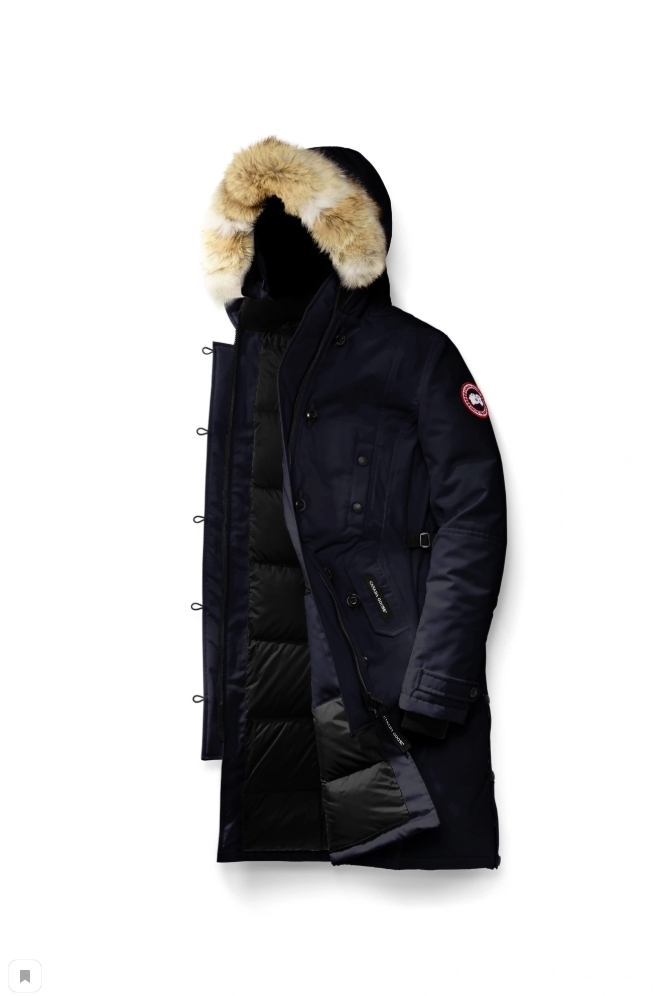 KENSINGTON PARKA DARK BLUE 3817