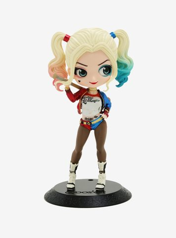 Фигурка Q Posket Suicide Squad: Harley Quinn (A Normal color) 82583P