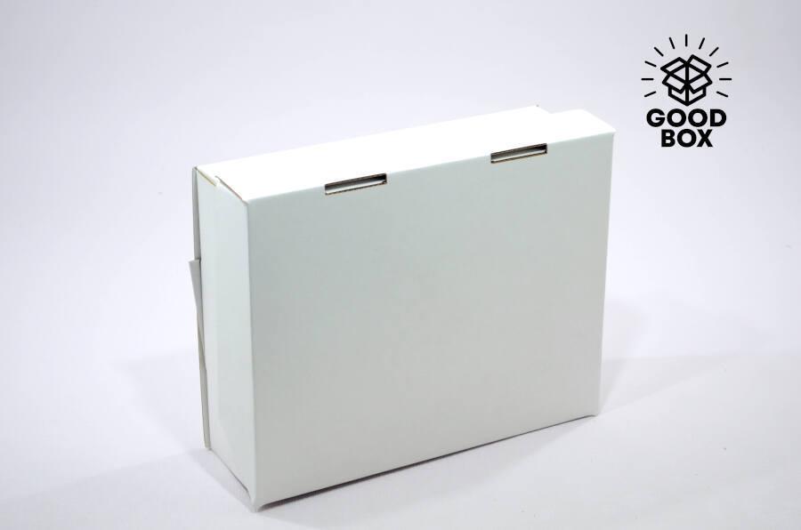 Купить коробку клатч белую с доставкой по Казахстану