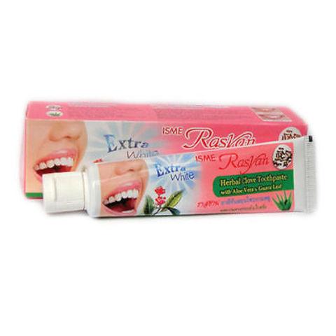 Зубная паста травяная Райсан с гвоздикой Herbal Clove Toothpaste 30г