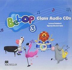 Bebop 3 Class Audio CDs