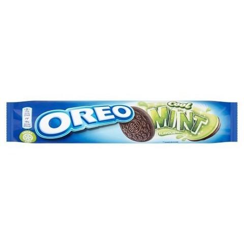 Oreo Cool Mint flavour Орео мятные 154 гр