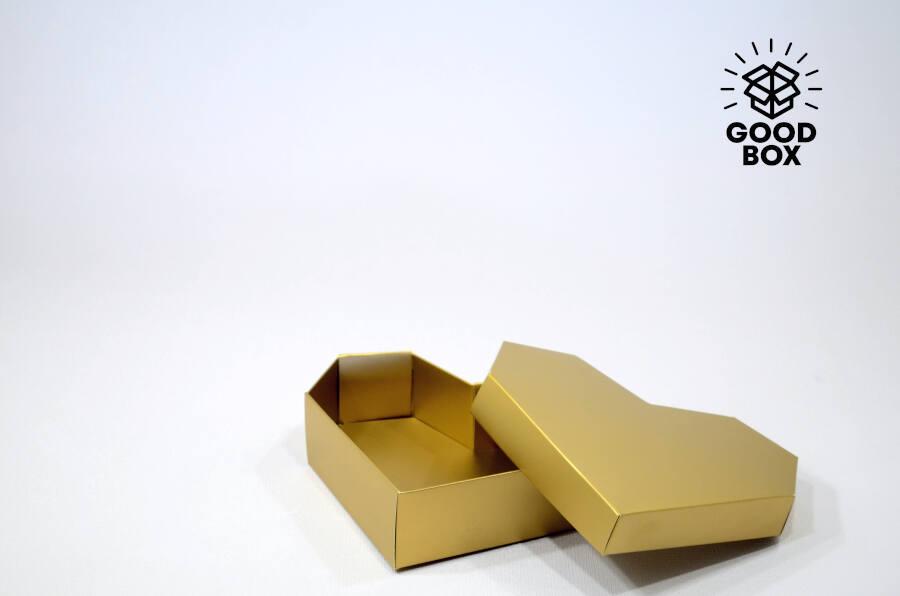 Коробка в форме сердца купить в Алматы