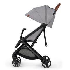 Прогулочная коляска Kinderkraft Nubi Grey