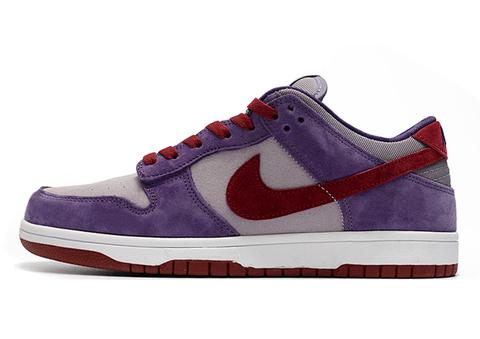Nike Dunk Low 'Plum'