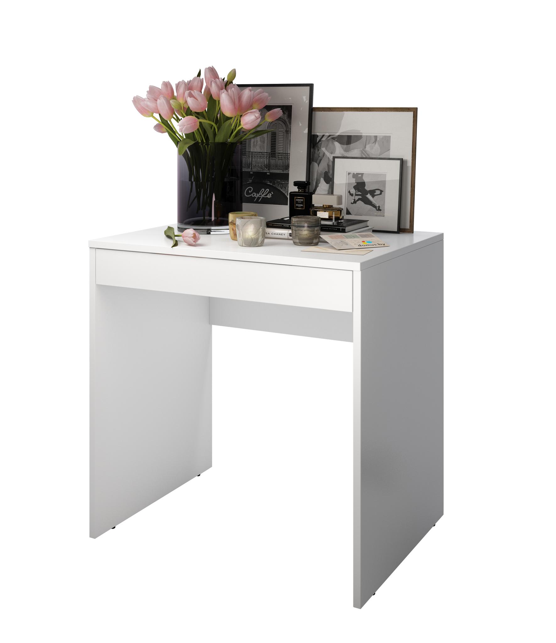 Письменный стол ДОМУС СП008 белый