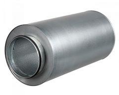 Шумоглушитель жесткий Dvs SAR 125/1000