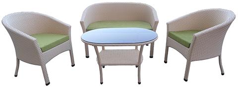 Комплект для відпочинку Ріо-4 з подушками