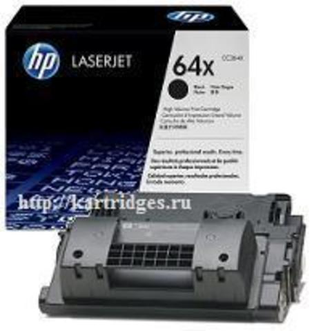Картридж Hewlett-Packard (HP) CC364X