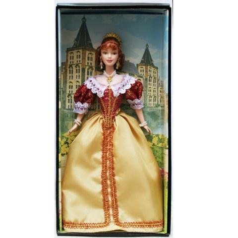 Барби Куклы Мира принцесса Голландии