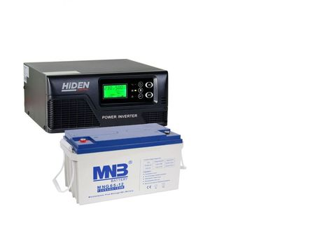 Комплект ИБП HIDEN CONTROL HPS20-0312+MNB MNG 65-12