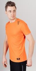 Элитная беговая футболка Nordski Run Orange