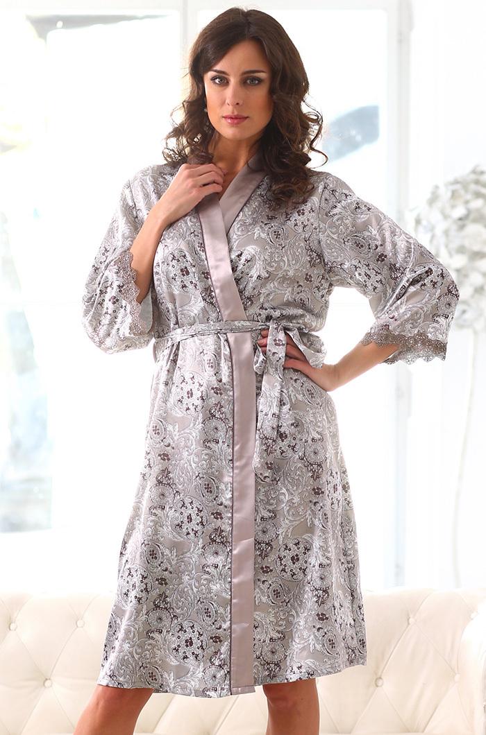 Шелковые халаты Халат женский MIA-MIA  Stella  Стелла  9297 9297.jpg