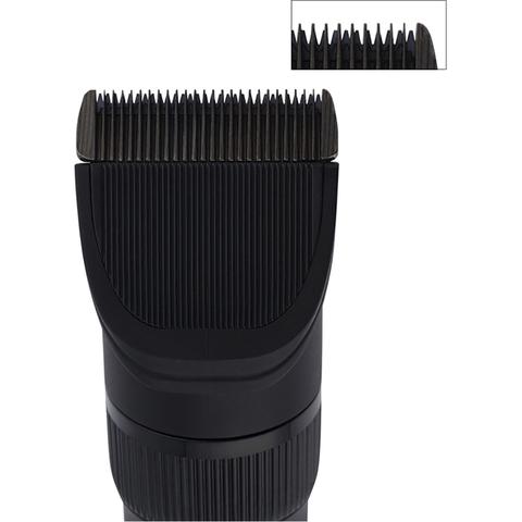 Машинка для стрижки волос Dewal Beauty Pantera Black (0,8-2,0 мм), черная