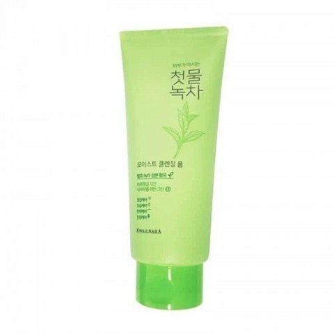 WELCOS Green Tea Маска-пленка для лица очищающая Green Tea Purifying Peel Off Pack 150 мл