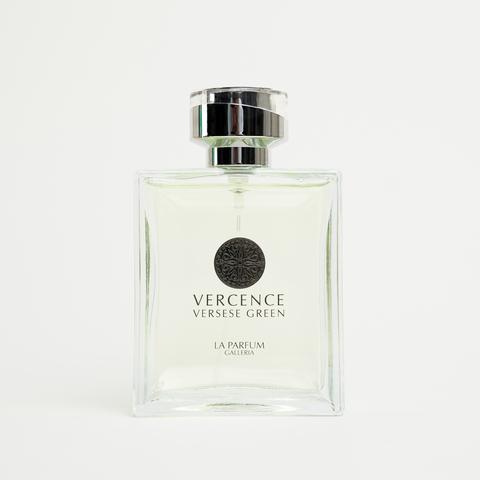 Vercence versese green