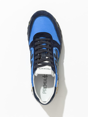Комбинированные кроссовки Premiata Mick 5191