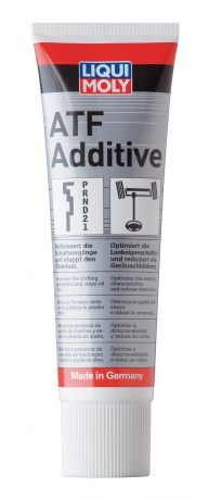Liqui Moly ATF Additive (300мл)  Присадка в АКПП для плавного переключения