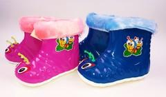 Детские резиновые сапоги (21-26) 16 пар.