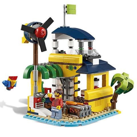 LEGO Creator: Приключения на островах 31064 — Island Adventures — Лего Креатор Создатель