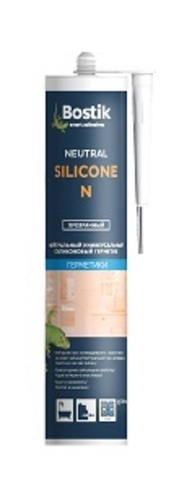 Bostik Neutral Silicone N / Бостик нейтральный силиконовый герметик