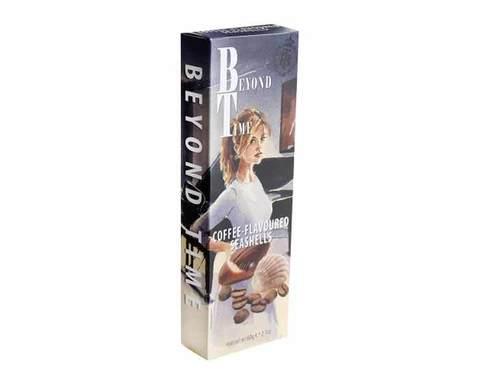 Молочный шоколад Beyond Time ракушки, 65 г