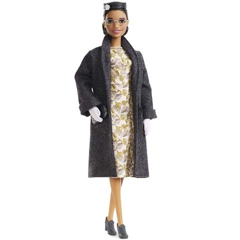 Барби Вдохновляющие женщины Роза Паркс