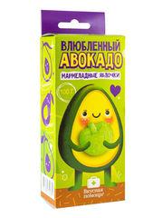 Мармелад жевательный Влюбленный авокадо (мармеладные яблочки)