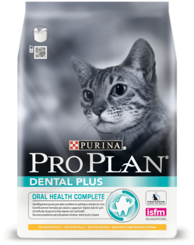 Purina PRO PLAN Dental Plus 3 кг