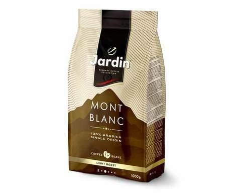 Кофе в зернах Jardin Mont Blanc, 1 кг