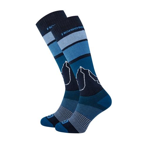 Термоноски Horsefeathers BLAIR Thermolite SOCKS (blue)