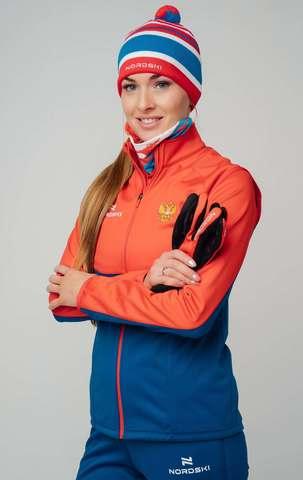 Разминочная куртка Nordski Premium Patriot W женская