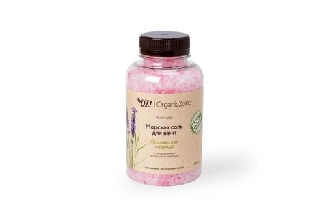 OZ! Соль для ванны Прованская лаванда (250 мл)