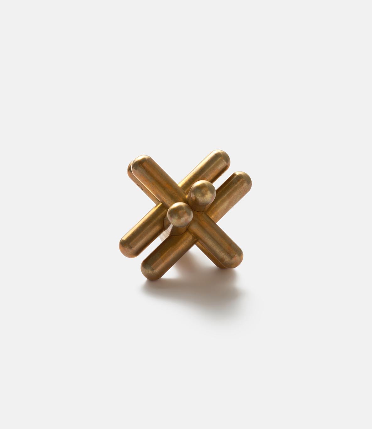 Craighill Jack Puzzle Brass — головоломка