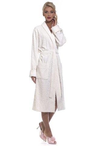 Casharel 731  облегченный женский  халат  PECHE MONNAIE Россия