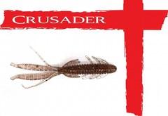 Мягкая приманка Crusader No.01 80мм, цв.025, 10шт.