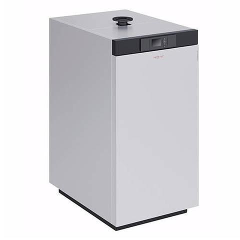 Котел газовый конденсационный Viessmann Vitocrossal 100 CI1 - 120 кВт (с Vitotronic 200, в разборе)