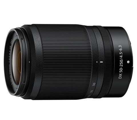 Nikon Nikkor Z 50-250mm f/4.5-6.3 VR DX