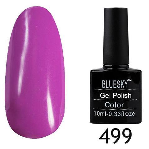 Bluesky, Гель-лак M499