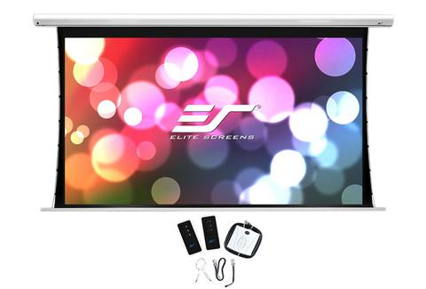 Elite Screens SKT150XHW2-E24, экран электрический